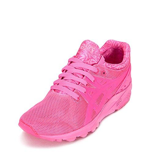 Asics Men's Gel Kayano Trainer Shoes H51DQ.3535 Neon Pink/Neon Pink SZ 9.5