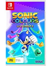 Sonic Colours: Ultimate - Standard Edition - Nintendo Switch