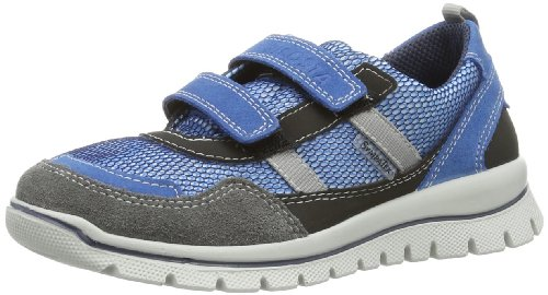 Ricosta Bradley(M) 9728700 Jungen Sneaker Blau (adriatic/see 179)