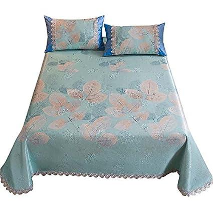 Colchonetas Lavables de colchón de Seda de Hielo Colchonetas ...