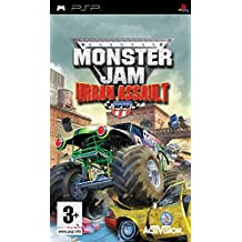 Monster Jam Urban Assault - PSP