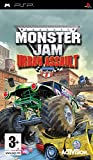 Monster Jam: Urban Assault - Sony PSP