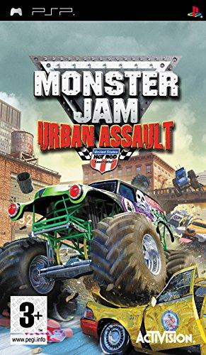 - Monster Jam: Urban Assault - Sony PSP