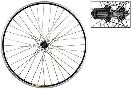 ROUE MASTER 700 C Alliage Pignon fixe//roue libre double paroi 700 C Wheel Set