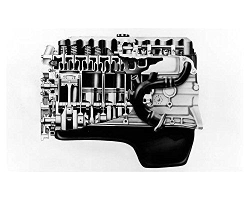 1993 Jeep Grand Cherokee 4.0 Liter High Output I6 Engine Factor (Engine Cherokee)