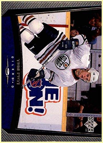 - 1998-99 Upper Deck #274 Tom Poti EDMONTON OILERS