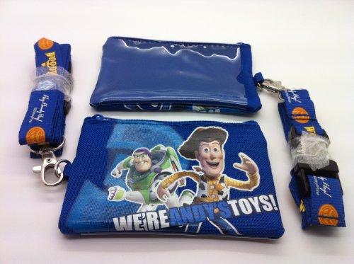 Disney Lanyard Fastpass Tickets Holder product image