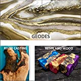 Epoxy Resin Art Resin Crystal Clear Formula- The