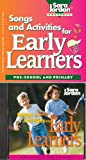 Songs and Activities for Early Learners (CD and book) (Songs That Teach Language Arts)