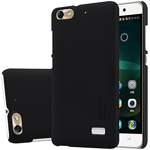 check out a6bfe 01d8c Nillkin Super Frosted Shield Back Cover Case for Huawei Honor 4C (Black)