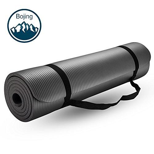 Bojing Yoga Mat Exercise Mat 2/5 Mat