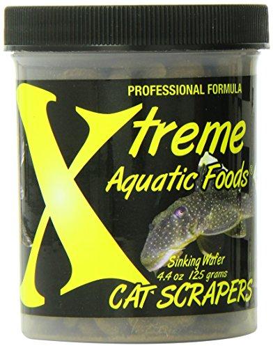 Xtreme Aquatic Foods 2168-A Cat Scrapers Fish Food