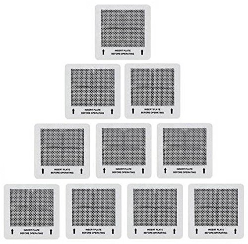 10 Ozone Plates for Solair 3500 Pro and 3500 Elite Air Purifiers