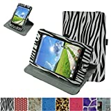 Acer Iconia One 8 B1-810 / Tab 8 A1-850 Rotating Case,Mama Mouth 360 Degree Rotary Stand With Cute Lovely Pattern Cover For 8