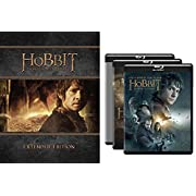 "Amazon #DealOfTheDay: ""The Hobbit Trilogy Extended Edition"" Starting at $43.99"