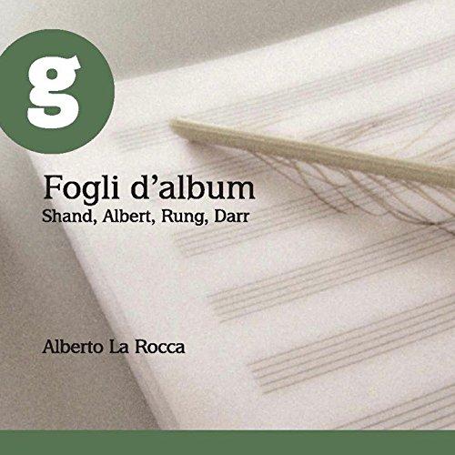 Ten Guitar String (Ernest Shand, Heinrich Albert, Frederik Rung, Adam Darr: Works for Ten String Guitar)
