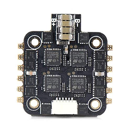 28A 2-4 S Blheli_32 32-Bit-DShot1200 FPV Corsa Brushless-Regler für RC-Drohne