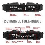 BOSS Audio Systems PT1000 2 Channel Car Amplifier