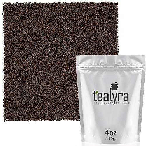 Tealyra - Assam Mangalam - Indian Loose Leaf Black Tea - BOP - Best Morning Breakfast Tea - Bold Caffeine - 112g (4-ounce)
