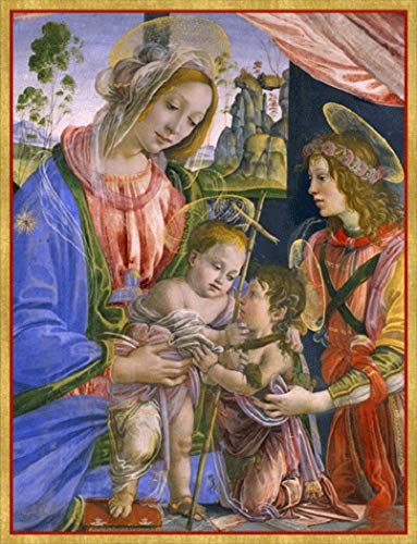 Religious Christmas Cards Boxed Holiday Cards Christmas Greeting Cards Pk 16 & Envelopes The Madonna and Child