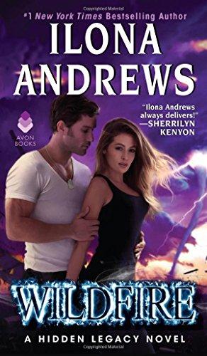 Wildfire  A Hidden Legacy Novel