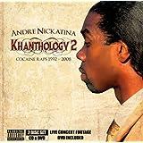 Khanthology 2 - Cocaine Raps 1992-2008 (CD & DVD)