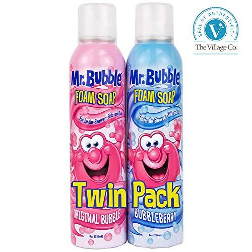 Mr. Bubble Foam Soap