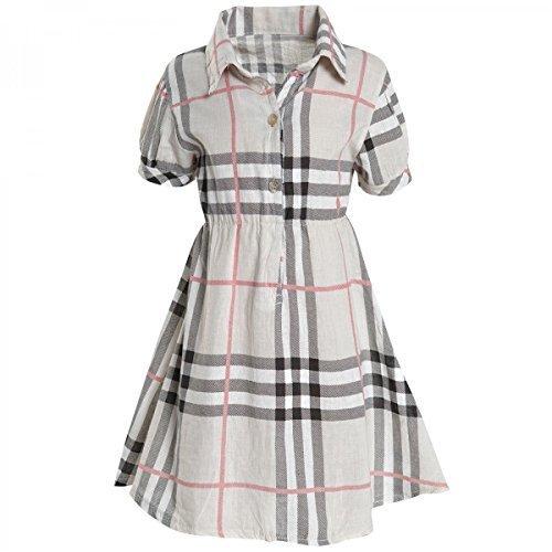Mädchen Kinder Spitze Kleid Peticoatkleid Festkleid Sommerkleid Kostüm 20406