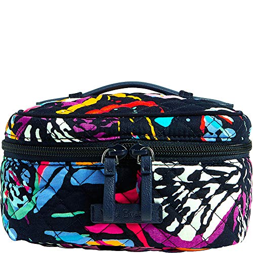 (Vera Bradley Iconic Jewelry Case in Butterfly Flutter)