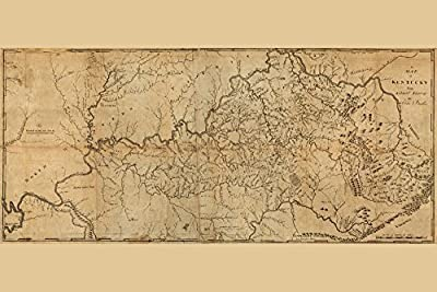 Kentucky - Panoramic Map