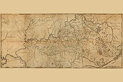 Kentucky - Panoramic Map