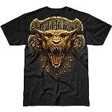 devil dog shirts - 7.62 Design USMC 'Devil Dog Teufel Hunden' Men's Battlespace T-Shirt LG