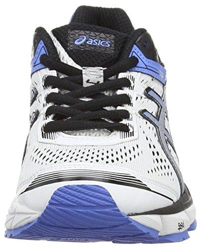 4 Running Blue Asics Gt White Silver de Powder Chaussures 0190 Entrainement Blanc 1000 Femme zzEnxA