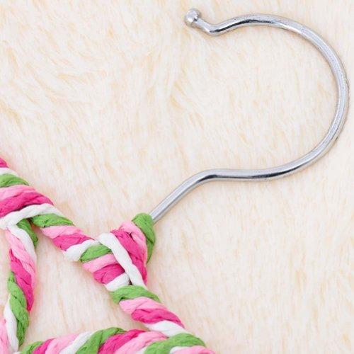 Mango Spot 2 Set Multifunctional hanger holder for socks,tie,scarf,belt,mufflers and shawl closet organization