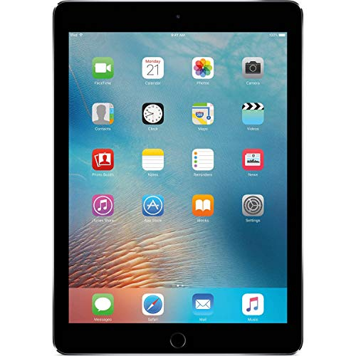 Apple iPad Mini 2 with Retina Display ME276LL/A (16GB, Wi-Fi, Black with Space Gray) (Renewed) (Touch Ipad Air 2 Original)