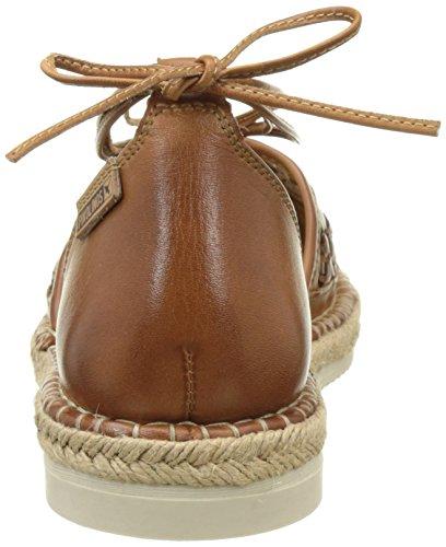 Pikolinos Donna W3k-3631 Sandali Con Cinturino Alla Caviglia Casual A Punta Chiusa