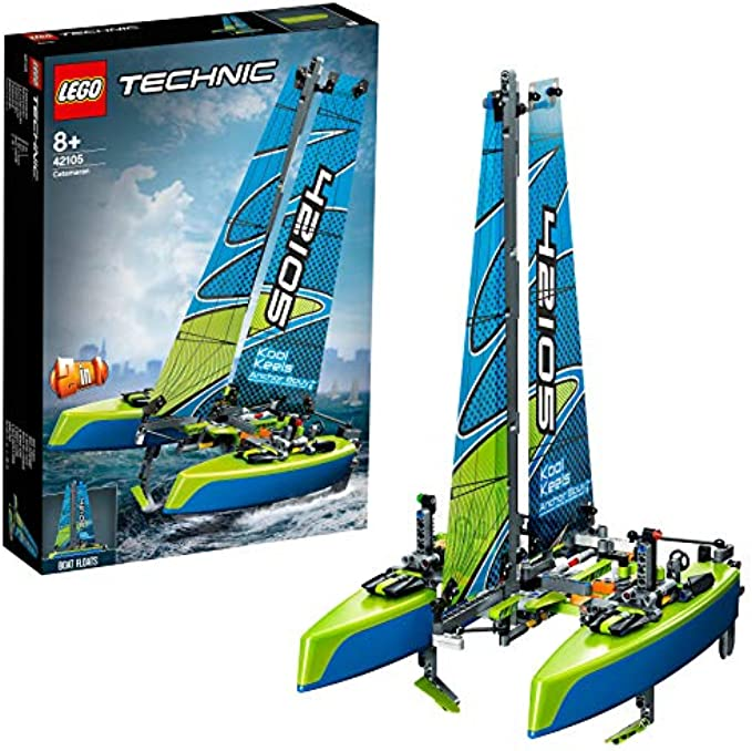 LEGO Technic Catamaran 42105 (new 2020)