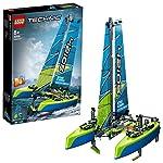 Lego-Technic-Il-Catamarano-Galleggiante-Set-di-Costruzioni-per-Bambini-8-Anni-Ricco-di-Dettagli-per-Vivere-le-Emozioni-di-Una-Regata-42105