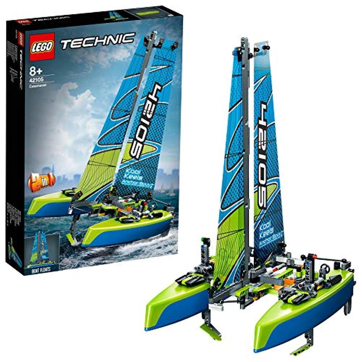 [해외] 레고(LEGO) 테크닉 카다마란욧토 42105