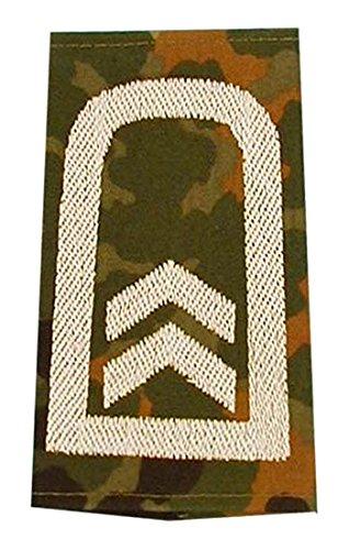 Major Divers D'épaule Terre Flecktarn Armée Boucles Tous Rang Bundeswehr argent Insigne De Rangs Sergent Couleurs Originalae YaTqZT
