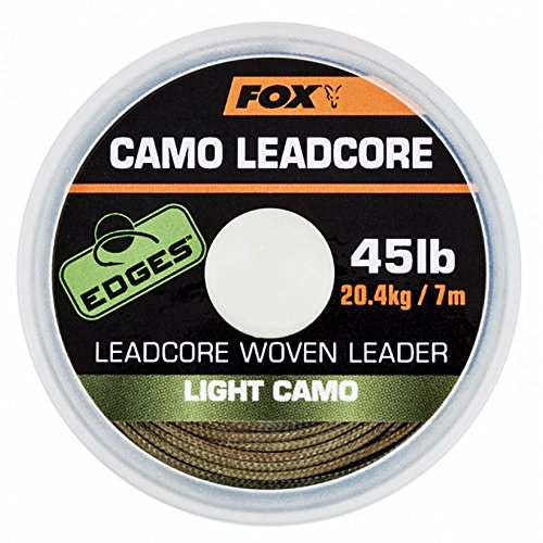 Fox Edges Camo Leadcore 7m Farbe:Light Camo