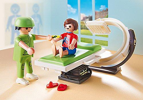 Playmobil Sala Rayos X 4