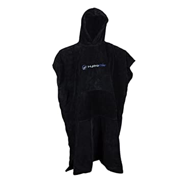 cfd51f4432 Changing Towel. HydroRobe. One Size. Beach Changing Robe. Black Surfing  Towel