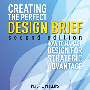 Creating the Perfect Design Brief Audiobook
