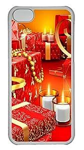 iPhone 5C Case Christmas Presents PC iPhone 5C Case Cover Transparent