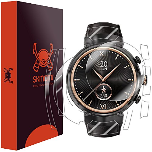 ZenWatch Protector Skinomi TechSkin Coverage product image