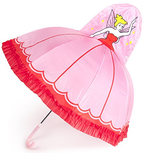Princess Umbrella (Cloudnine Children's Princess Umbrella Full Size)