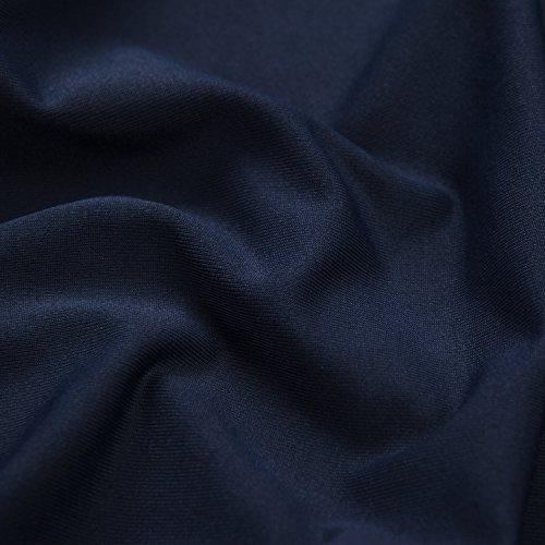 LAPASA Camiseta Deportiva para Mujer sin Mangas (Tank Top, Camiseta de Tirantes). Deep Blue (Azul Marino)