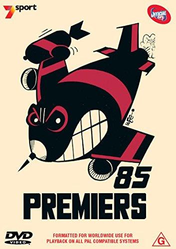 AFL Premiers 1985 Essendon | NON-USA Format | PAL | Region 4 Import - Australia