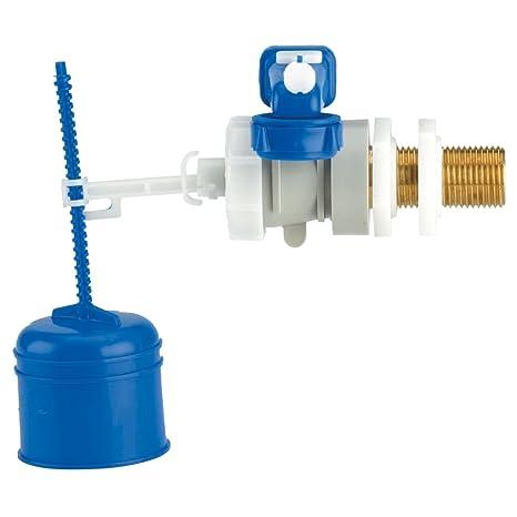 Thomas Dudley Ltd Hydroflo válvula de llenado de entrada lateral
